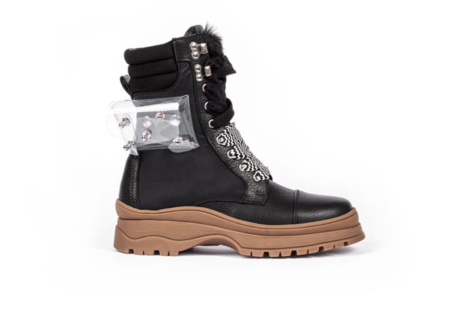 BOTAS MILITARES, BOTAS PRETAS, BOTAS MILITARES PRETAS, BOTAS COM CARTEIRA, ETERNAL COLLECTION, FRIENDLY FIRE SHOES